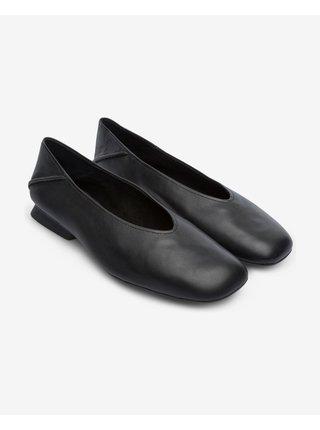 Baleríny pre ženy Camper - čierna