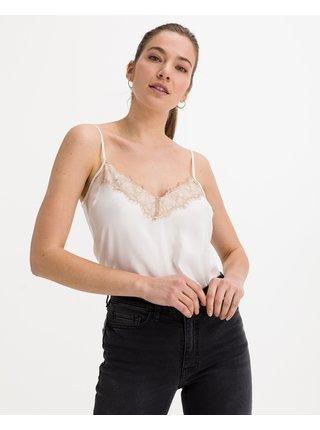 Tielka pre ženy Salsa Jeans - biela