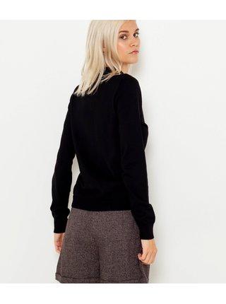 Čierny ľahký sveter CAMAIEU