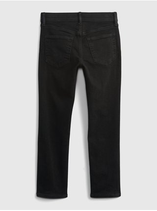 Černé klučičí džíny slim soft wearr with Washwell