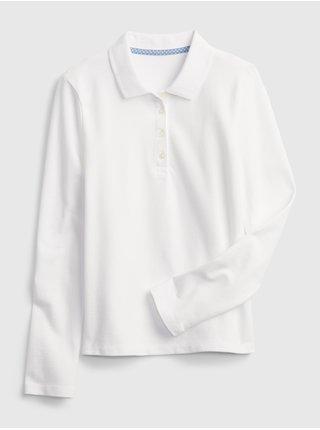 Bílé klučičí tričko updated olex