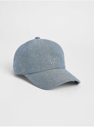 Šedá pánská kšiltovka GAP Logo