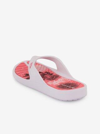 Dámské obuv letní ALPINE PRO RUSAKA bílá