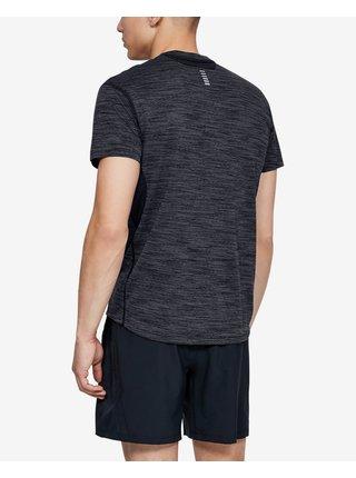 Tričká s krátkym rukávom pre mužov Under Armour - čierna, sivá