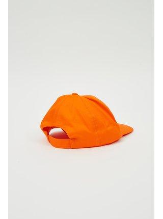 Oranžová klučičí kšiltovka name it Nasa