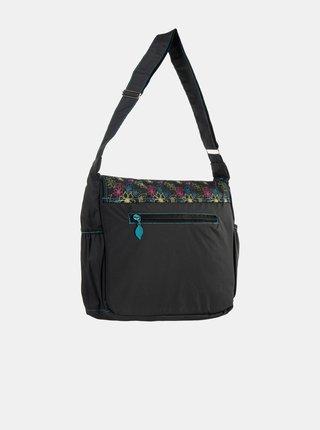 Dámská kabelka ALPINE PRO DEPIRA černá