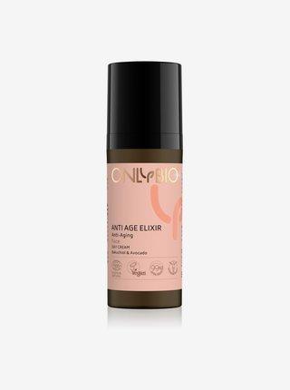OnlyBio Omlazující denní pleťový krém Anti Age Elixir (50 ml)