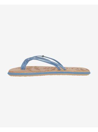 Papuče, žabky pre ženy O'Neill - modrá, hnedá