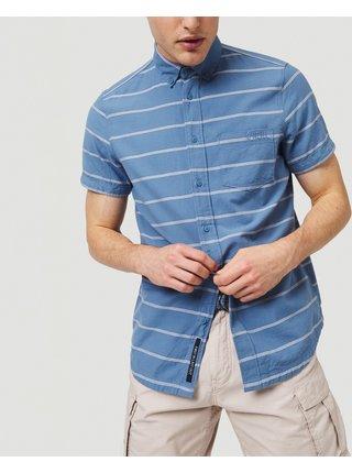 Košele s krátkym rukávom pre mužov O'Neill - modrá