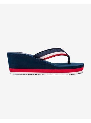 Papuče, žabky pre ženy U.S. Polo Assn. - modrá