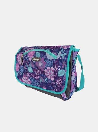 Dámská kabelka ALPINE PRO CHANA fialová