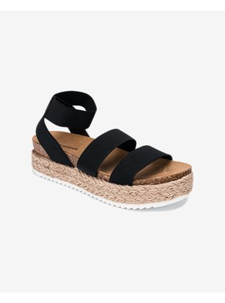 Sandále pre ženy Steve Madden - čierna
