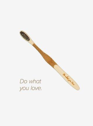 Mobake Motivační bambusový kartáček -