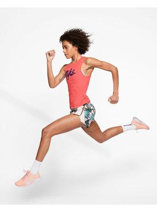 Tielka pre ženy Nike - červená