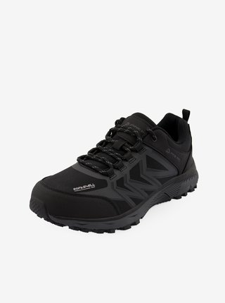 Unisex obuv outdoor ALPINE PRO Kinsley černá