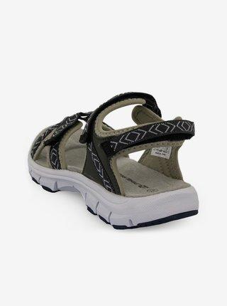 Dámské obuv letní ALPINE PRO EKLA zelená