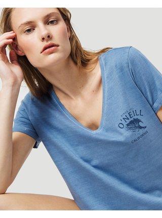 Tričká s krátkym rukávom pre ženy O'Neill - modrá