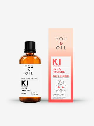 You & Oil Přírodní dezinfekce na ruce 100 ml