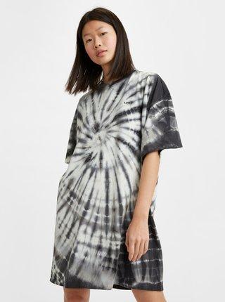 Šedo-biele vzorované šaty Levi's®