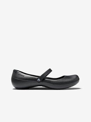 Baleríny pre ženy Crocs - čierna