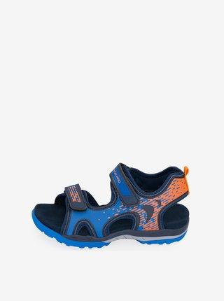 Dětské obuv letní ALPINE PRO Lylo modrá