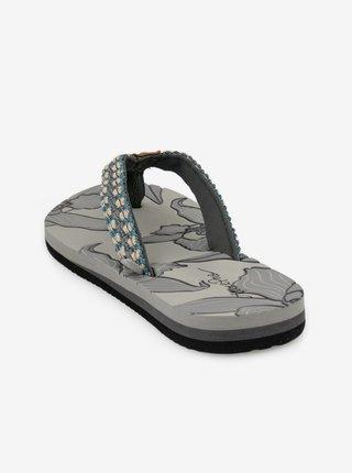 Dámské obuv letní ALPINE PRO MILIKA černá