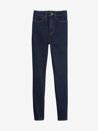 Modré dámské džíny GAP Jegging