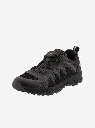 Outdoorová obuv ALPINE PRO AMIGO černá
