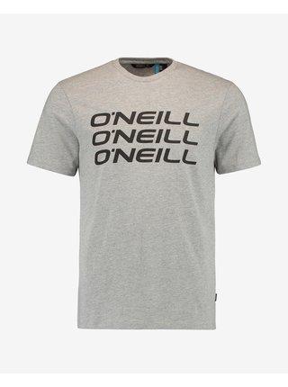 Tričká s krátkym rukávom pre mužov O'Neill - sivá