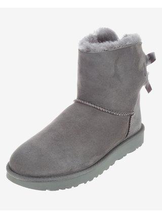 Zimná obuv pre ženy UGG - sivá
