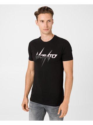 Tričká s krátkym rukávom pre mužov Antony Morato - čierna