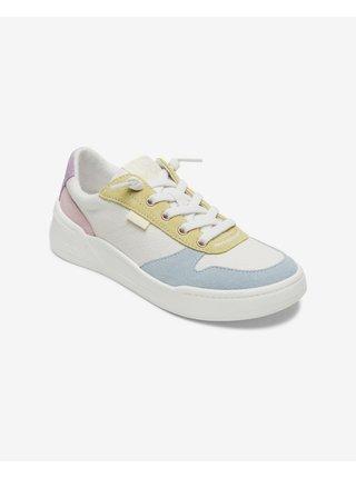 Tenisky pre ženy Roxy - biela