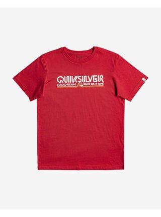 Quiksilver - červená
