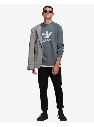 Trefoil Warm-Up Crew Mikina adidas Originals