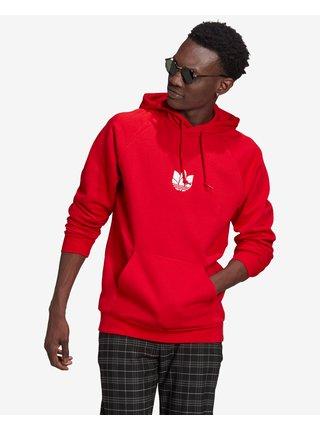Loungewear Adicolor 3D Trefoil Mikina adidas Originals
