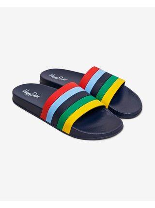 Pool Slider Stripe Pantofle Happy Socks
