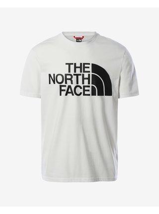 Tričká s krátkym rukávom pre mužov The North Face - biela