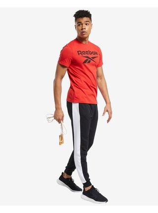 Tričká s krátkym rukávom pre mužov Reebok - červená