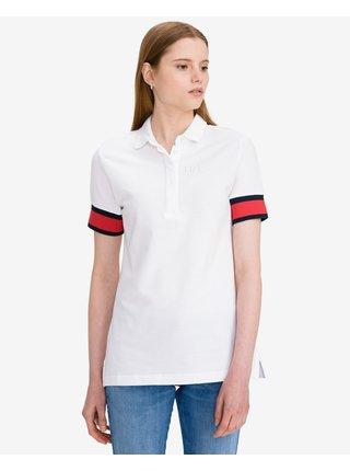 Tričká s krátkym rukávom pre ženy HELLY HANSEN - biela