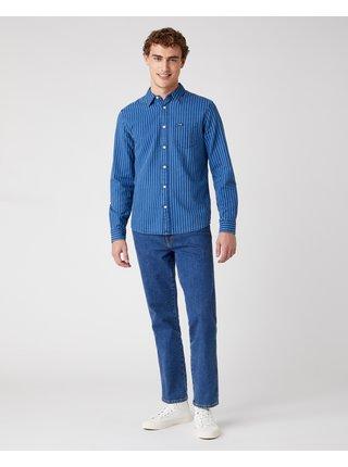 Formálne pre mužov Wrangler - modrá