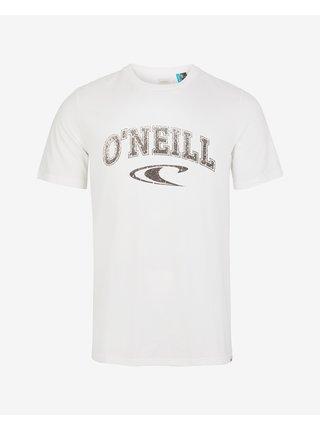 Tričká s krátkym rukávom pre mužov O'Neill - biela