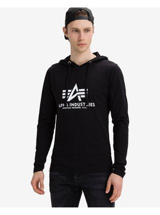 Basic Hooded Heavy Mikina Alpha Industries
