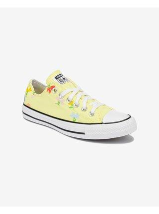 Tenisky pre ženy Converse - žltá
