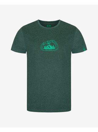 Tričká s krátkym rukávom pre mužov LOAP - zelená