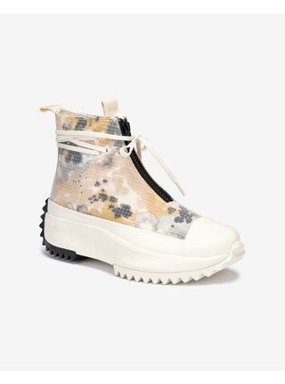 Washed Florals Run Star Hike Tenisky Converse