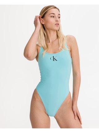 Scopp Jednodílné plavky Calvin Klein
