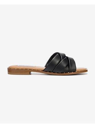 Papuče, žabky pre ženy Steve Madden - čierna