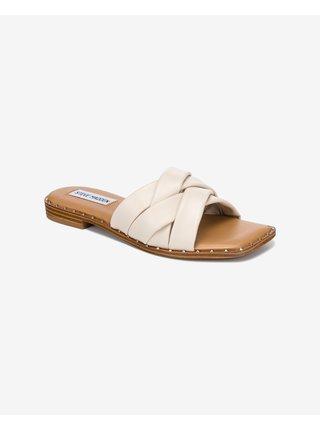 Papuče, žabky pre ženy Steve Madden - biela