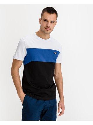 Tričká s krátkym rukávom pre mužov Antony Morato - čierna, modrá, biela