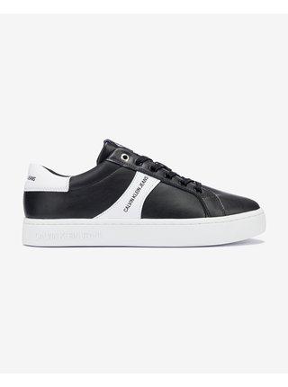 Tenisky, espadrilky pre mužov Calvin Klein - čierna